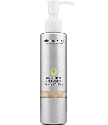 Juice Beauty STEM CELLULAR 2-in-1 Cleanser