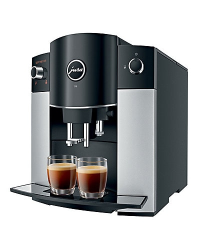 Jura D6 Platinum Coffee Maker & Espresso Machine