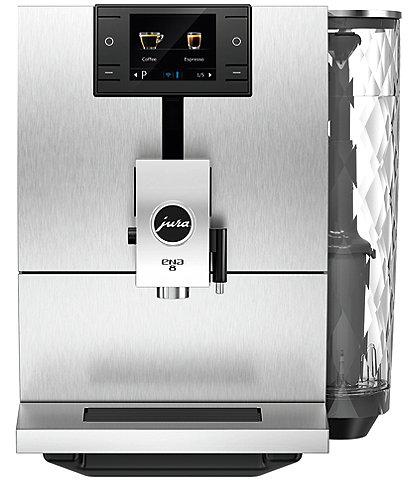 Jura ENA 8 Aluminum Coffee Maker & Espresso Machine