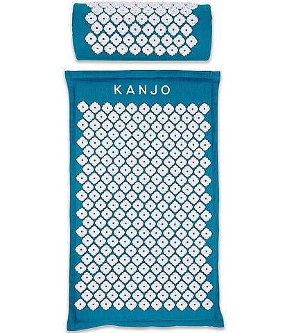 Kanjo Memory Foam Acupressure Mat Set