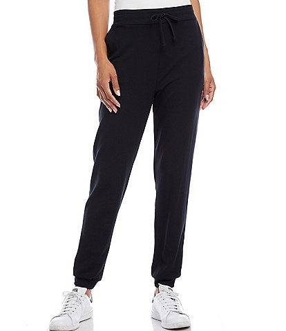 Karen Kane French Terry Mid-Rise Ankle Sweatpants