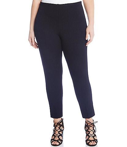 Karen Kane Plus Size Piper Mid-Rise Skinny Pants