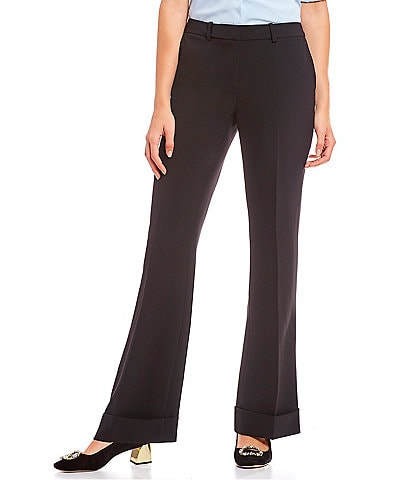 KARL LAGERFELD PARIS Cuffed Suiting Pant