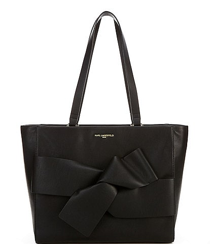 KARL LAGERFELD PARIS Sandra East West Tote Bag