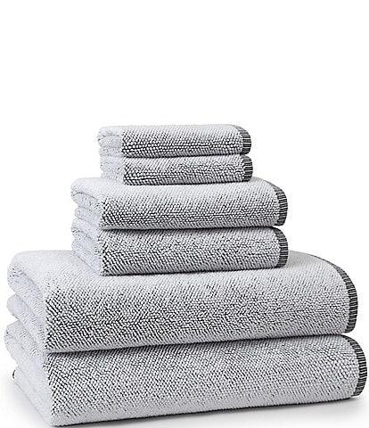 Kassatex Assisi Long Staple Cotton Bath Towels