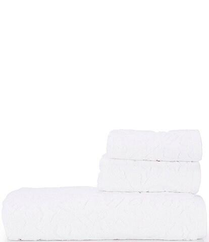 Kassatex Firenze Turkish Cotton Bath Towels