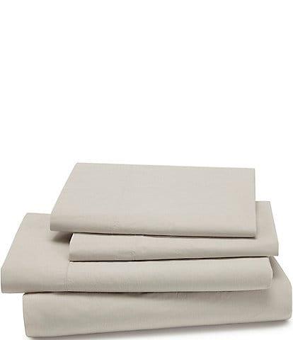 Kassatex Lorimer Washed Percale Sheets