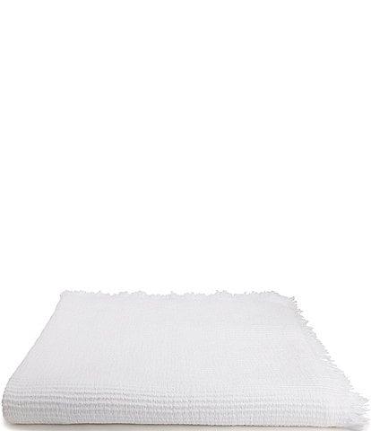 Kassatex Madrid Garment Washed Bed Blanket