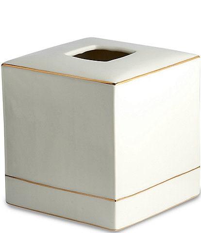 Kassatex St. Honore Tissue Box Holder