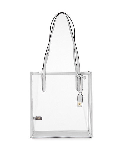 Kate Landry Clear Stadium Tote