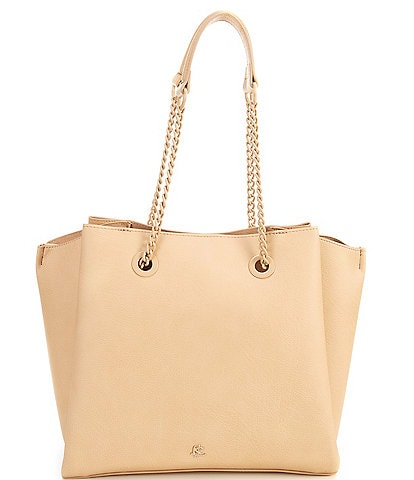 Kate Landry Pop Grommet Tote Bag