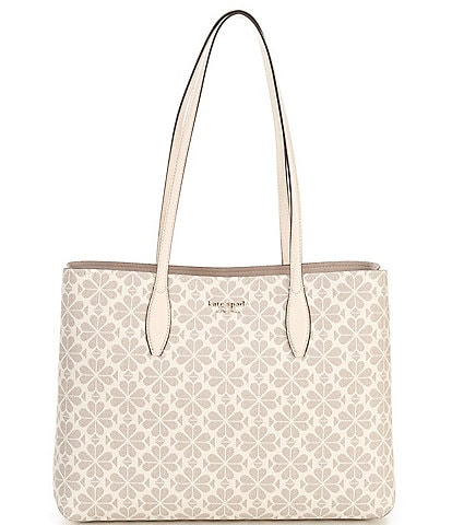 kate spade new york All Day Spade Flower Large Tote Bag