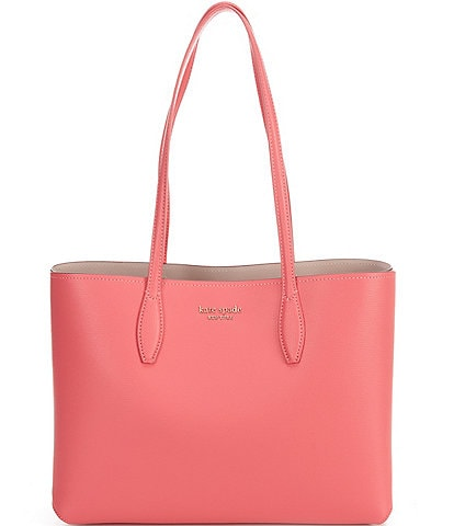 kate spade new york Ally Day Unlined Large Leather Tote Bag