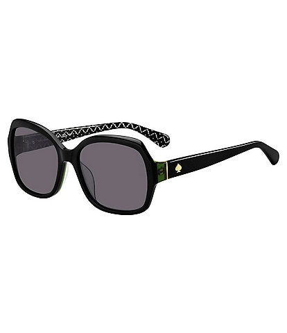 kate spade new york Amberlynn Round Sunglasses