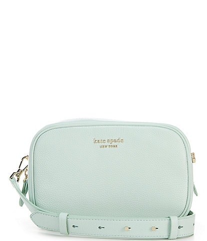 kate spade new york Astrid Medium Pebble Leather Camera Crossbody Bag