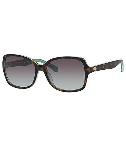 kate spade new york Ayleen Butterfly Frame Sunglasses