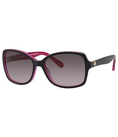 kate spade new york Ayleen Butterfly Frame Sunglasses