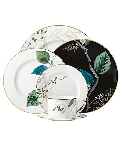 kate spade new york Birch Way Watercolor Floral China