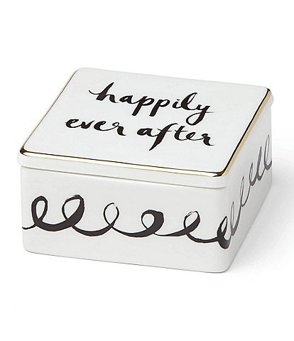 kate spade new york Bridal Party Keepsake Box