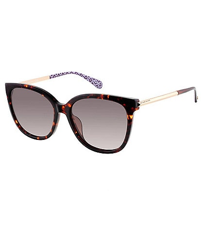kate spade new york Britton Square Acetate Sunglasses