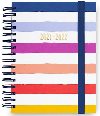 kate spade new york Candy Stripe 17 Month Large Planner