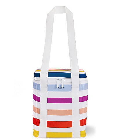 kate spade new york Candy Stripe Wine Cooler Bag