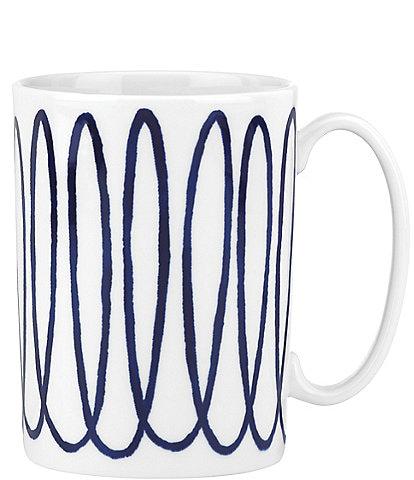 kate spade new york Charlotte Street Porcelain Mug