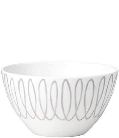 kate spade new york Charlotte Street Porcelain Soup/Cereal Bowl