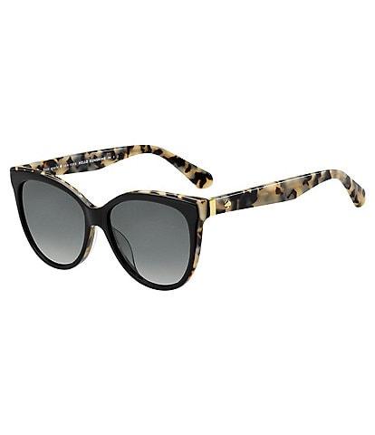 kate spade new york Daesha Polarized Cat Eye Sunglasses