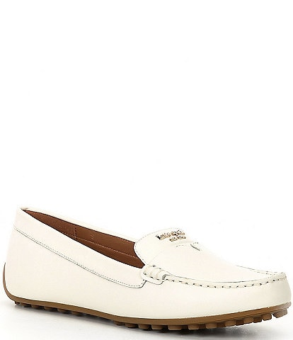 kate spade new york Deck Leather Slip-On Drivers