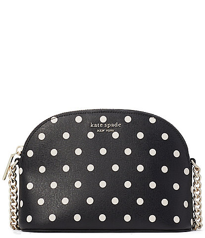 kate spade new york Dot Small Dome Crossbody Bag