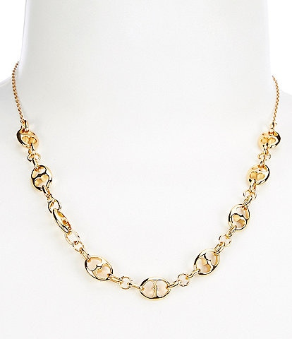 kate spade new york Duo Link Necklace