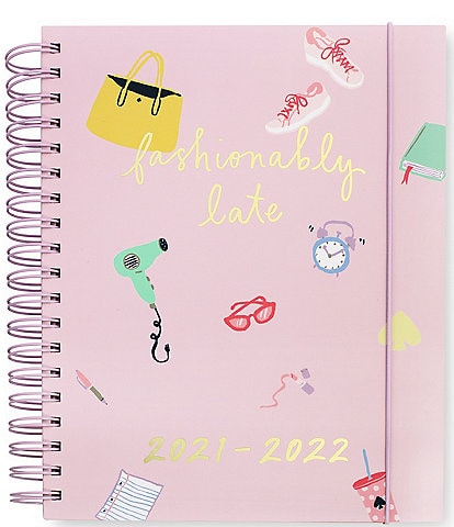 kate spade new york Fashionably Late 17 Month Mega Planner