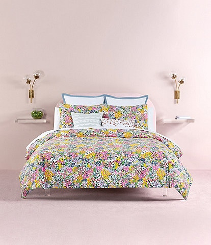 kate spade new york Floral Dots Collection Comforter Mini Set