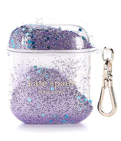 kate spade new york Glitter Airpod Case