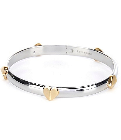 kate spade new york Hinged Bangle Bracelet