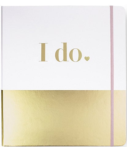 kate spade new york I Do Bridal Planner