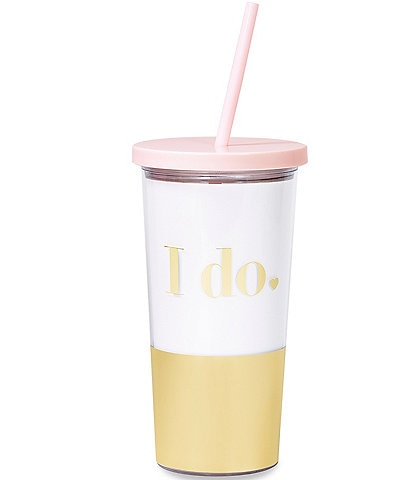 kate spade new york I Do Tumbler