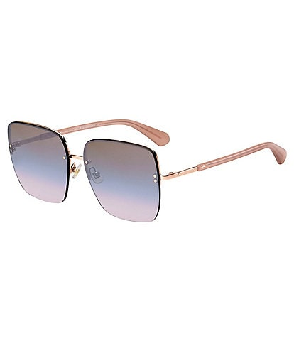 kate spade new york Janay Square Sunglasses
