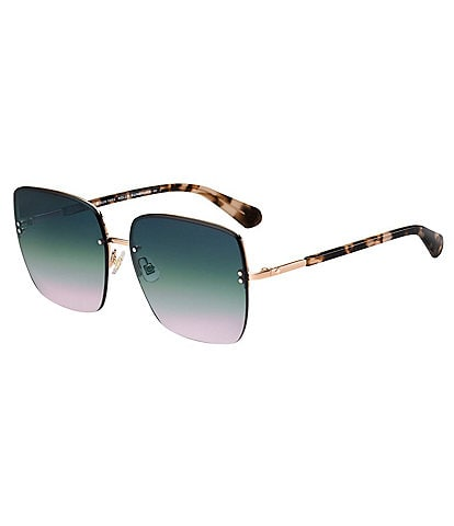 kate spade new york Janay Square Sunglasses