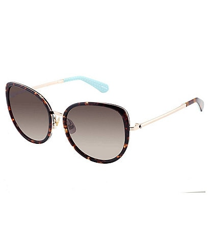 kate spade new york Jensen Cat Eye Sunglasses