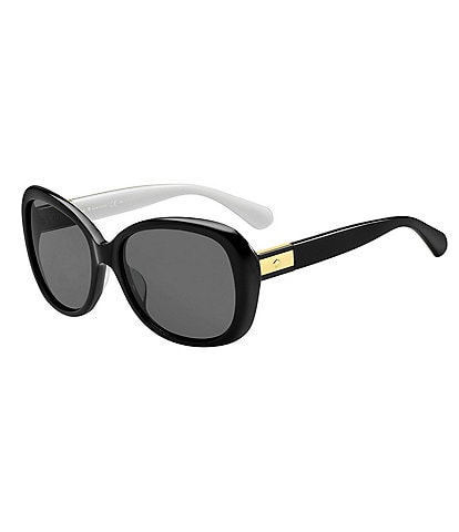 kate spade new york Judyann Square Polarized Sunglasses