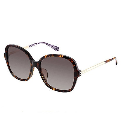 kate spade new york Kaiya Large Square Sunglasses