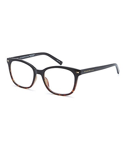 kate spade new york Keadra Retro Square Bow Reading Glasses