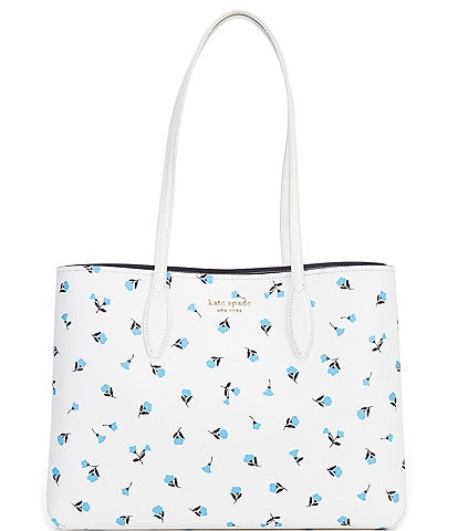 kate spade new york Large Ditsy Floral Tote Bag