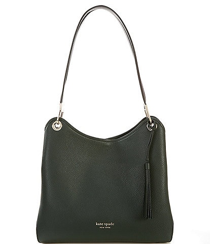 kate spade new york Loop Large Pebble Leather Shoulder Bag