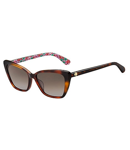 kate spade new york Lucca 55mm Sunglasses