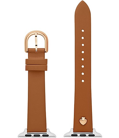 kate spade new york Luggage Leather 38/40mm Bands for Apple Watch®