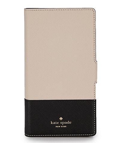 kate spade new york Magnetic Wrap Folio iPhone Case
