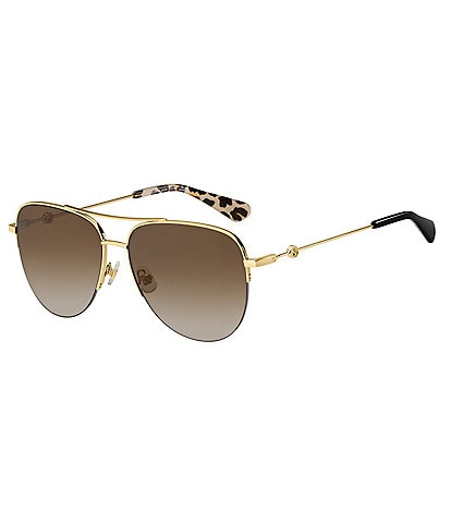 kate spade new york Maisie 60mm Sunglasses